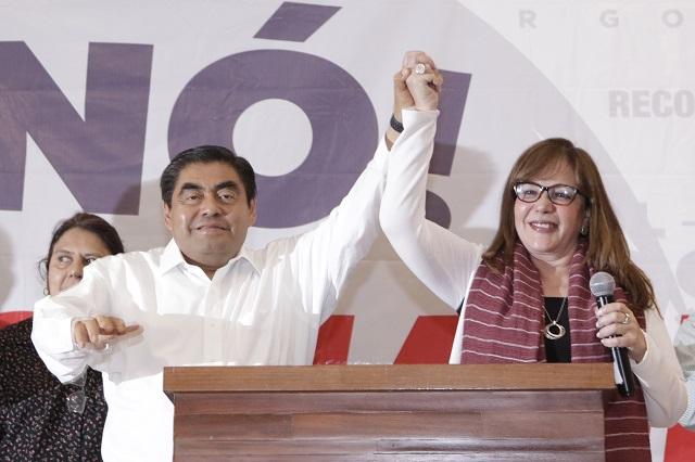 Barbosa se declara ganador y llama al diálogo a Cárdenas y Jiménez