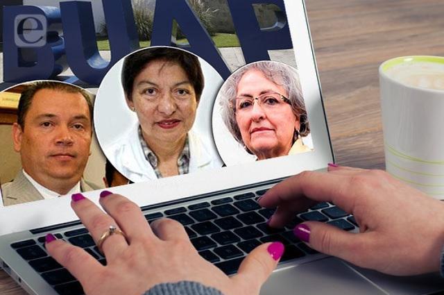 En redes sociales, campañas por la rectoría de la BUAP
