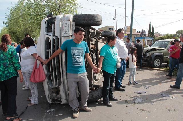 Presenta INE 23 denuncias por violencia en elección de Puebla