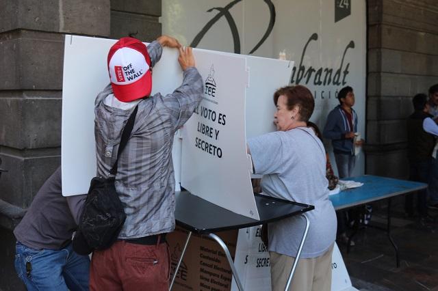 Adelantarían dos meses inicio del proceso electoral en Puebla
