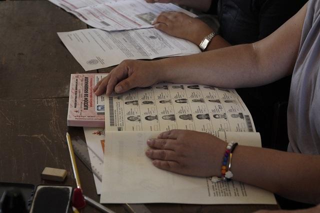 Pide Morena a representantes verificar resguardo de los paquetes electorales
