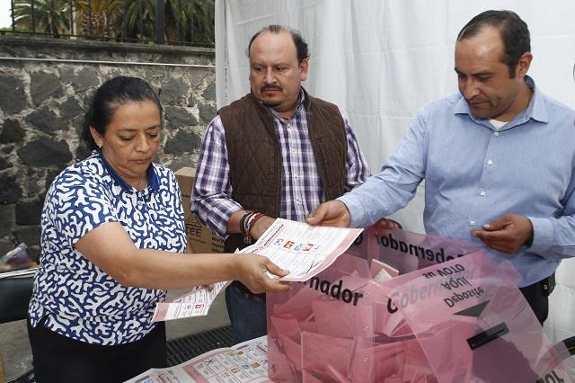 Analiza el TEPJF quejas del PRI que rechazó el Tribunal Estatal Electoral