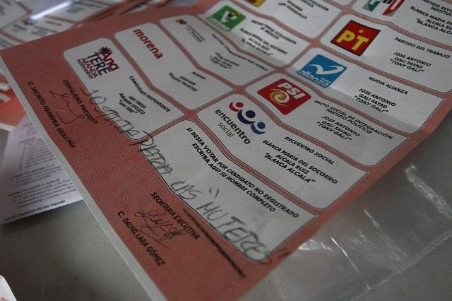 Registro de partidos se define al final de cómputo: IEE