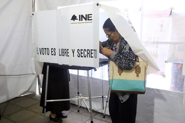 Reporta INE instalación de 68.81 por ciento de casillas en Puebla