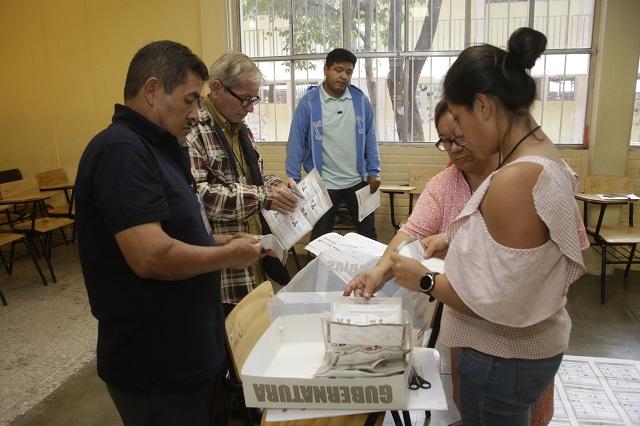 Proponen exigir grado universitario a secretarios de casilla electoral