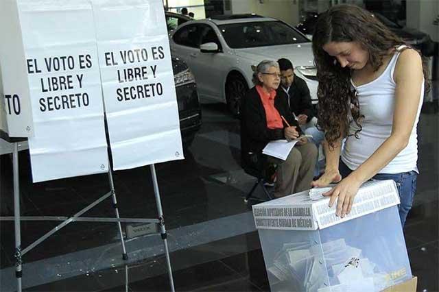 En la CDMX, revisarán voto por voto de 7 mil 962 paquetes electorales