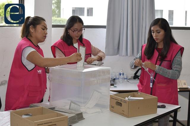 Alertan sobre voto de grupo religioso en Amozoc, para Morena