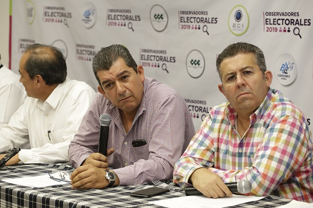 El CCE pide investigar al regidor de Morena, Roberto Esponda
