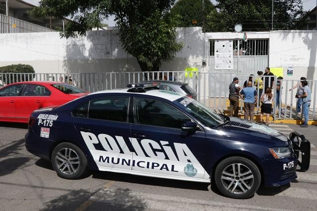 Atienden INE y SEP  escuelas dañadas por violencia electoral