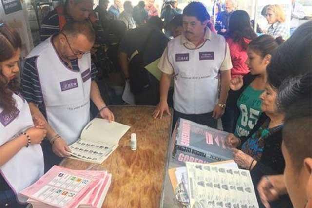 Morena y el PAN impugnarán los resultados de las elecciones en Edomex