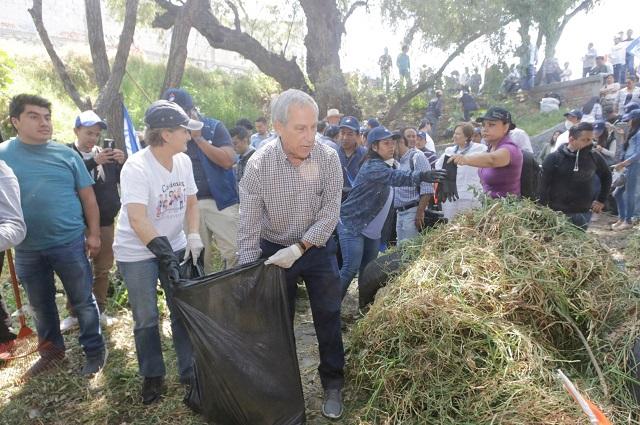 Puebla necesita un gobierno decente, no uno corrupto: Cárdenas