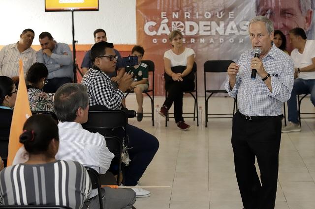 Cárdenas confirma asistencia a Debate Ciudadano de la Coparmex