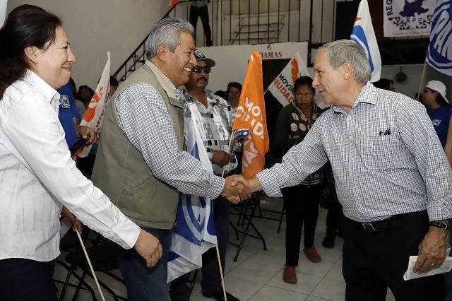 Acusa Cárdenas elección de Estado y destrucción de espectaculares