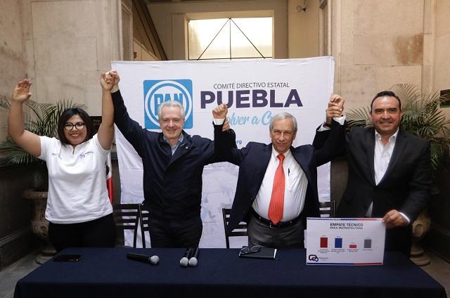 PAN optó por Cárdenas porque es un equilibrio en la oposición: Creel