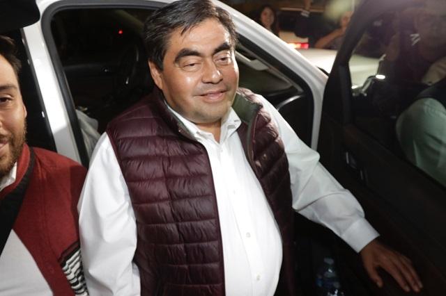 Nadie puede declararse ganador, dice Barbosa y denuncia jornada violenta