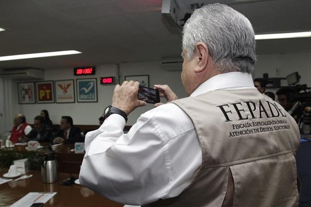 Piden que Fepade investigue si en caso de CPP hay delito