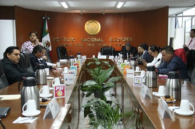 Admiten ante el INE violencia y coacción del voto en Puebla