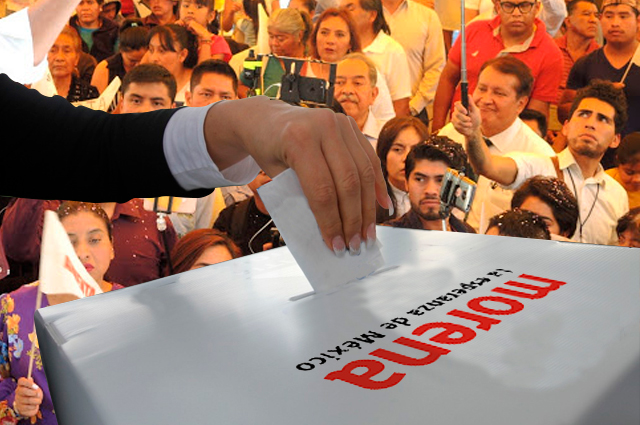 Cancelarían elección en Morena y extenderían dirigencia en Puebla