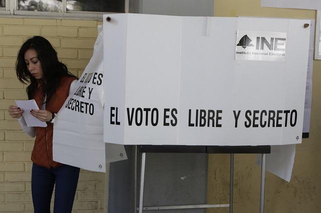 Con 50% de votantes se podrá revocar mandato en Puebla