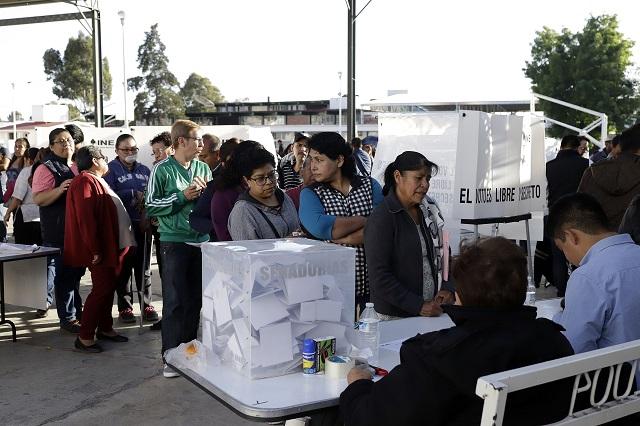 Se caen elecciones en 6 de 17 juntas auxiliares de Puebla capital