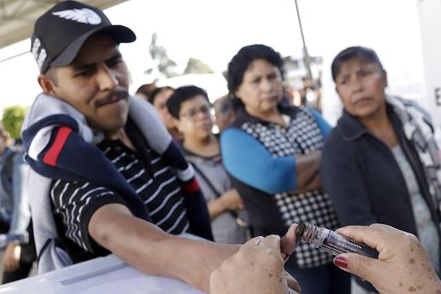 Habrá recuento de votos en San Jerónimo Caleras