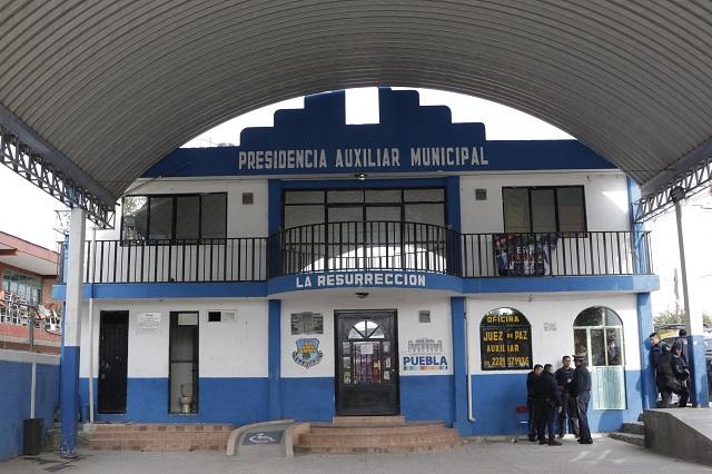 Comuna capitalina se niega a dar fondos a La Resurrección