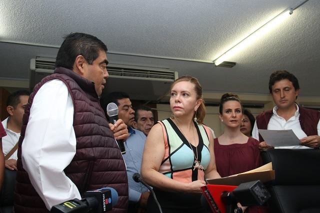 Solicita Barbosa al IEE abrir los paquetes electorales