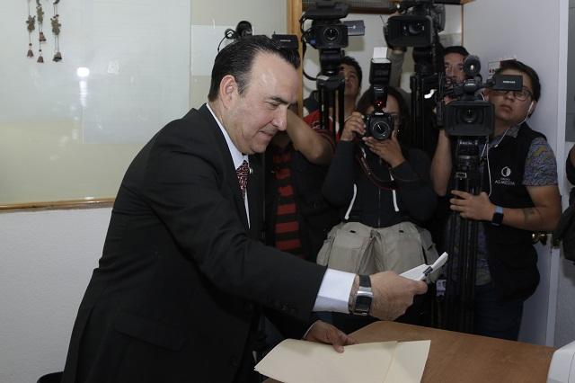 PAN ahora denuncia a Armenta ante INE por campaña anticipada