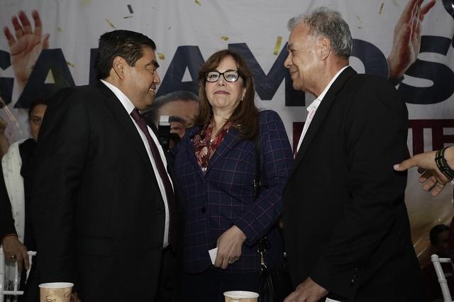 Prevé Yeidckol que Barbosa gane la elección 3 a 1 sobre Cárdenas