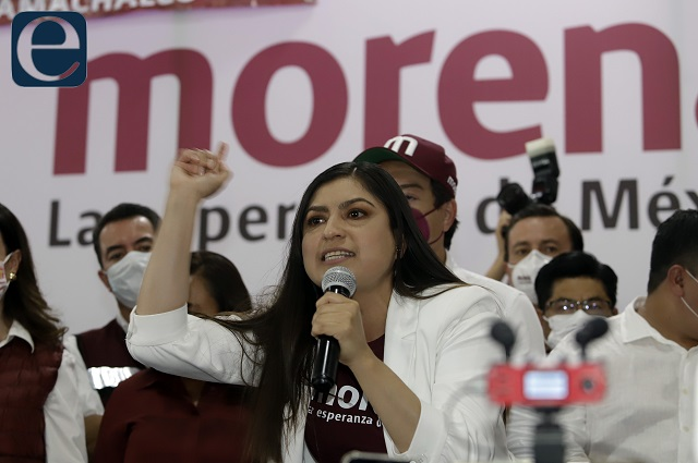 Al final de la campaña valida TEPJF candidatura de Rivera