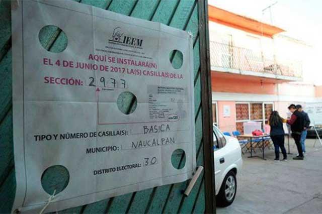 Tras recuento de votos, Delfina gana el distrito 30 de Naucalpan