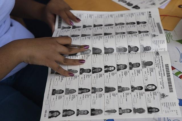 INE Puebla alista bodegas y padrón para elección 2021