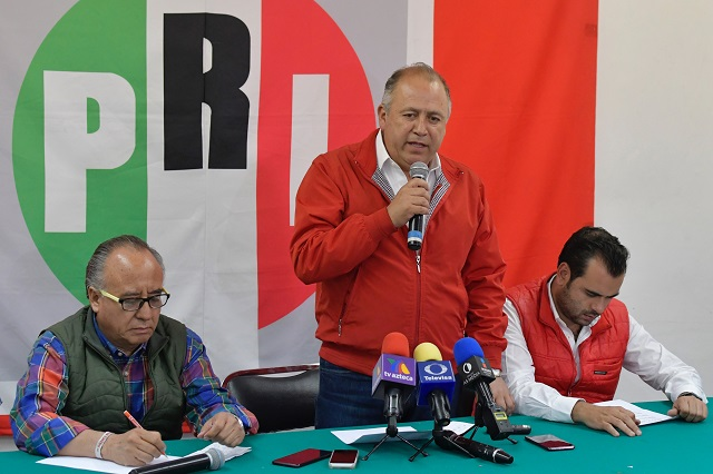 Se resiste PRI a reconocer su derrota en Puebla