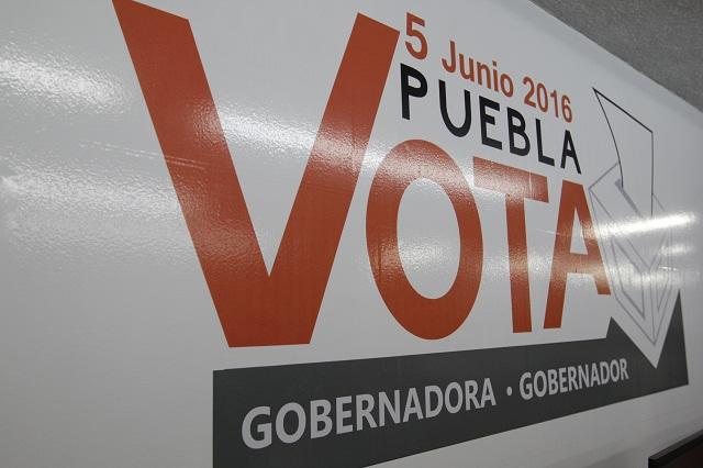 Elección del 5 de junio, examen para el IEE: académico Ibero
