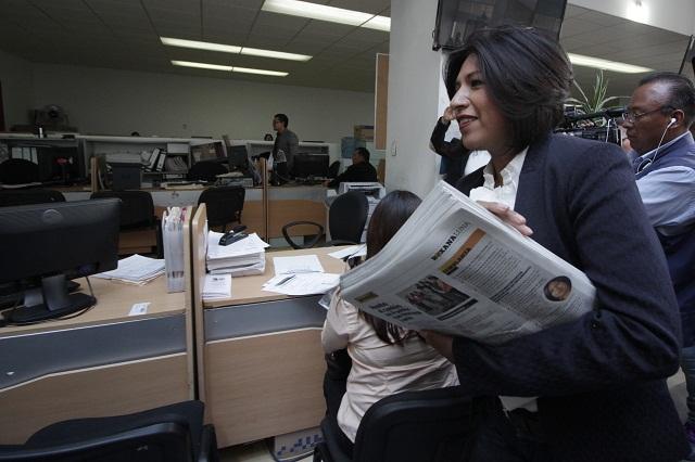 Exige Roxana Luna dejar de presionar a alcaldes del PRD