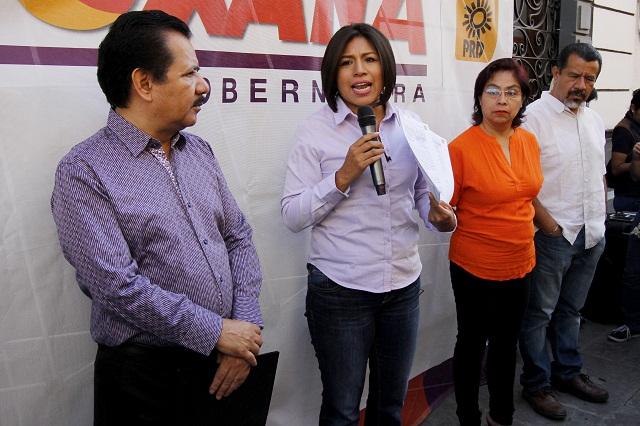 Acusan a Luis Maldonado de boicotear campaña electoral del PRD