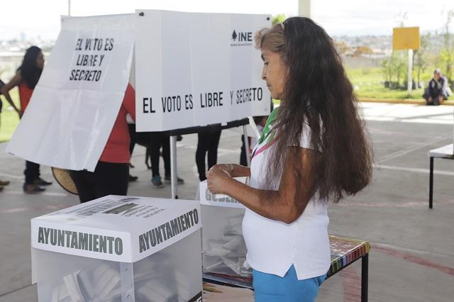 Arranca Puebla proceso electoral en medio de la pandemia