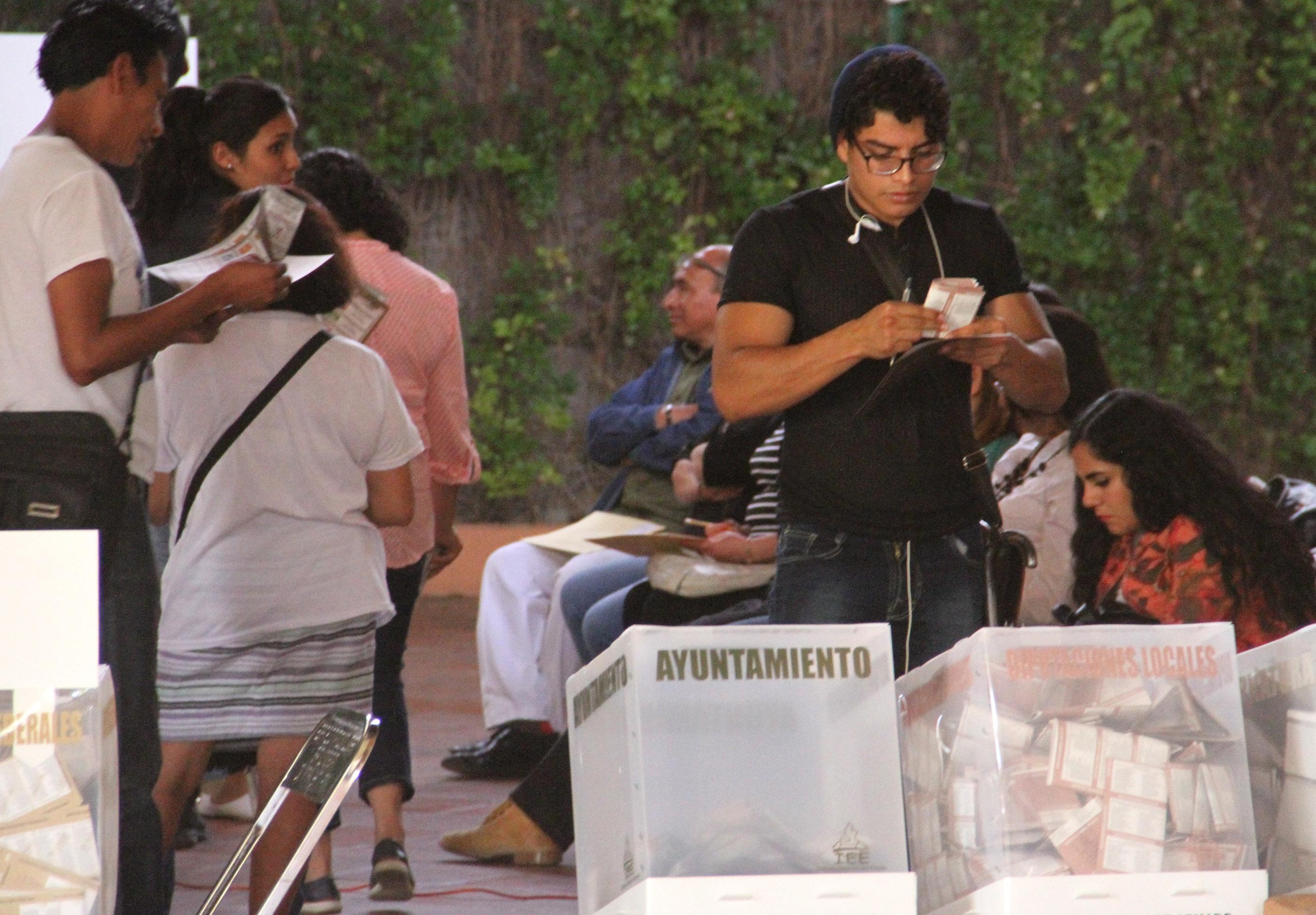Concentró Morena la mayor votación en los ayuntamientos