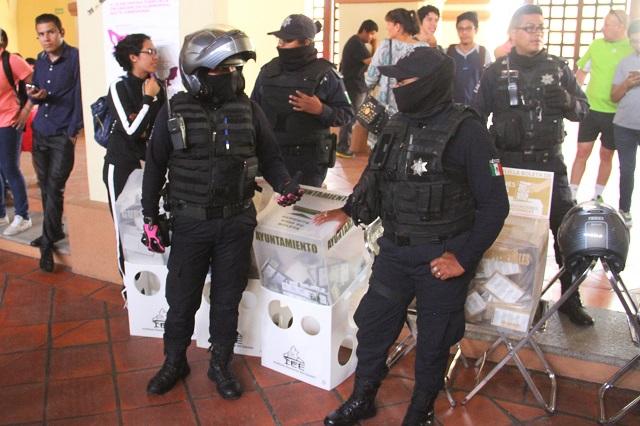 Lidera denuncias Puebla capital por violencia en elección: INE