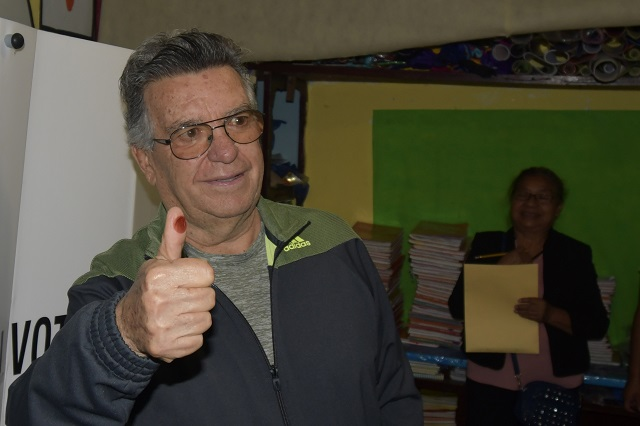 Sanciones a Maurer y regidora por asistir a acto de Barbosa