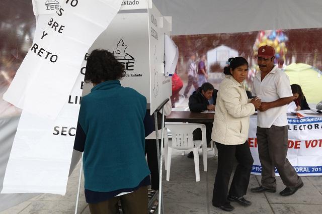Pide CCE reforzar la seguridad para que haya elevada votación