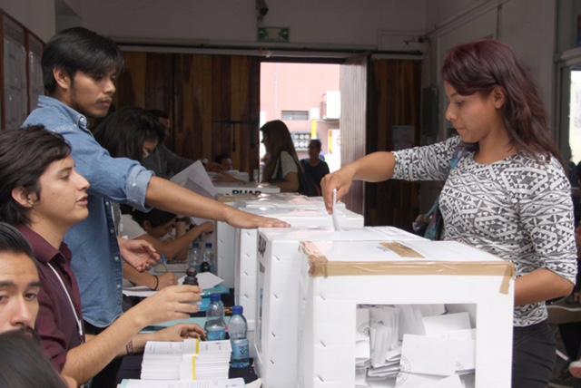 Sin incidentes realizan elecciones en 6 facultades de la BUAP