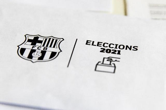 Nuevo presidente del Barça se decidirá por correo electrónico