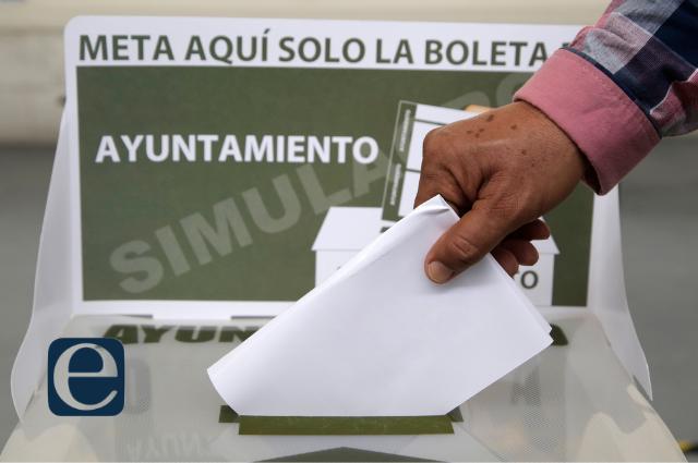 PAN asegura contar con 14 mil personas para vigilar voto