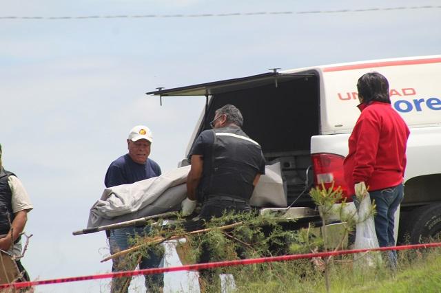 FGE: ejecutados de Huehuetlán ocultaban a rival de El Cuije