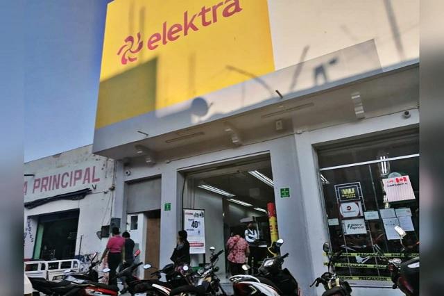 Elektra logra amparo para no cerrar por covid-19 en Puebla