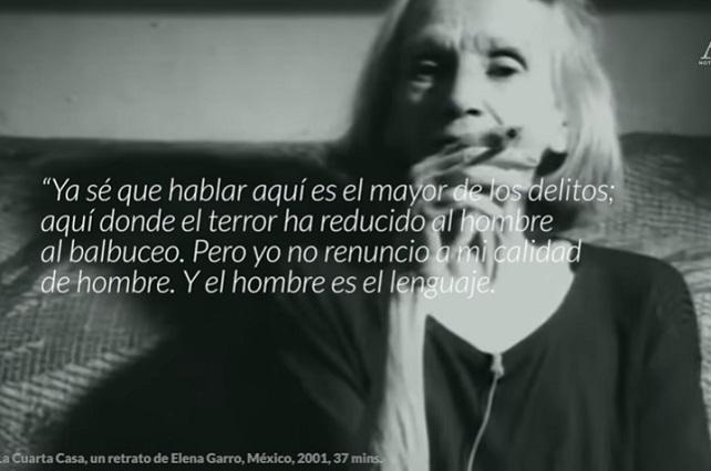 Elena Garro, una poblana que trascendió fronteras y murió en la pobreza