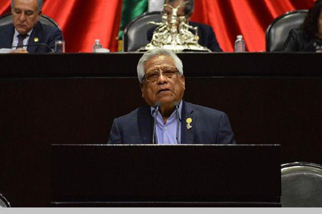 AMLO y Barbosa, metidos en la elección de 2021: Eleusis Córdova