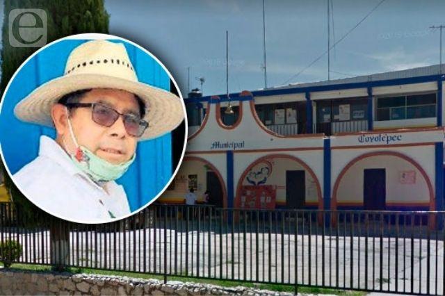 Acusan al Congreso de permitir corrupción de Melchor Campos