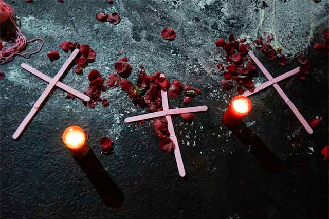 Rechaza fiscal que muertes de 7 mujeres sean feminicidios